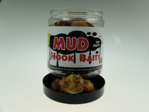 MUD Hook Baits 18 mm   F 1  250ml