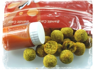 POWER SHOT BAITS 18mm TROPICANA 2kg